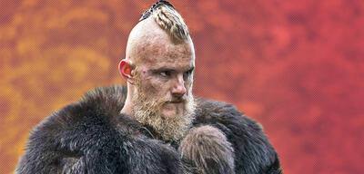 Alexander Ludwig als Björn in Vikings