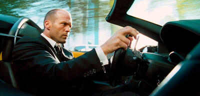 The Transporter mit Jason Statham