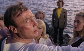 The Wicker Man mit Christopher Lee und Edward Woodward - Bild 11