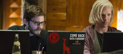 Da schauen auch Benedict Cumberbatch und Daniel Brühl dumm aus der Wäsche
