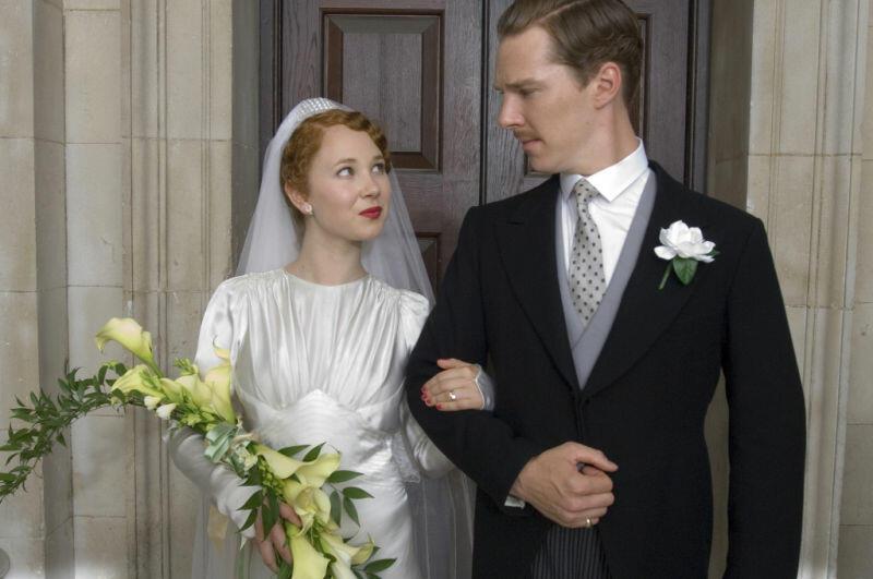 Abbitte mit Benedict Cumberbatch und Juno Temple