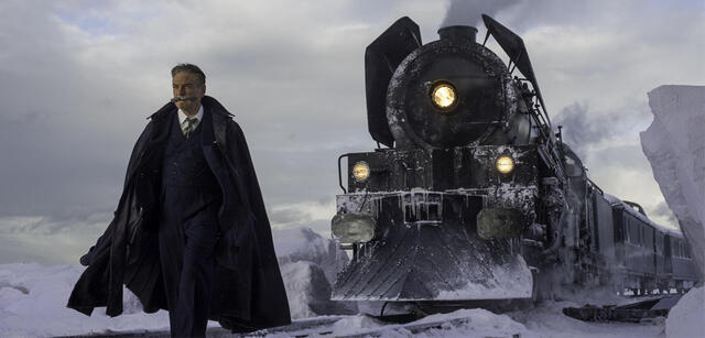 Kenneth Branagh in Mord im Orient Express