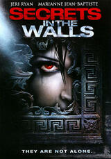 Secrets in the Walls - Poster
