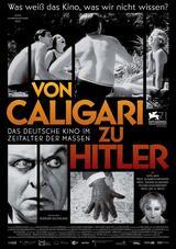 Von Caligari zu Hitler - Poster