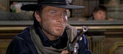 Franco Nero als Django