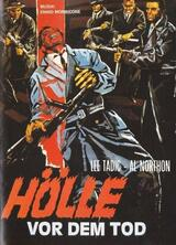 Hölle vor dem Tod - Poster