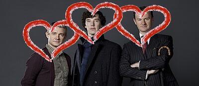 Welche Figur aus Sherlock hat euer Herz gewonnen?