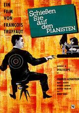 Schießen Sie auf den Pianisten - Poster