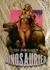 Die Insel der Riesen-Dinosaurier - Poster