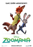 Zoomania teaser poster