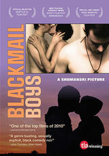 Blackmail Boys - Poster