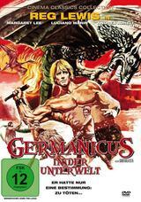Germanicus in der Unterwelt - Poster