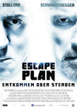 Escape plan poster 01
