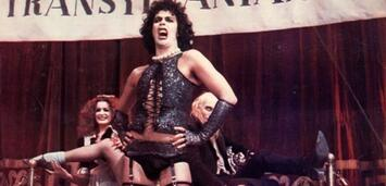 Bild zu:  Tim Curry in The Rocky Horror Picture Show