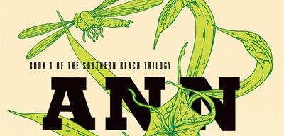 Annihilation Buch-Cover