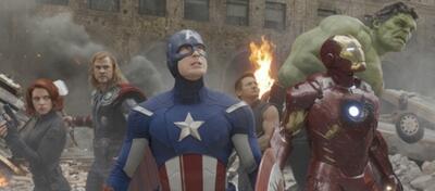 The Avengers räumte ab