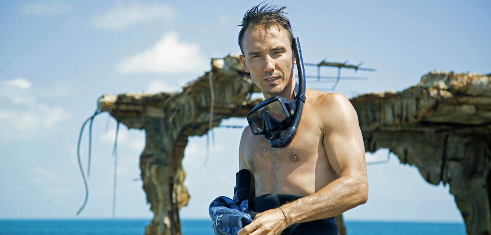 Sharkwater Extinction mit Rob Stewart