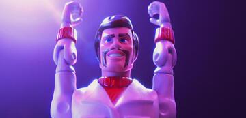 In der englischen Fassung von Toy Story 4 hören wir Reeves als Stimme von Duke Kaboom