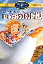 Bernard und Bianca im Känguruhland Poster