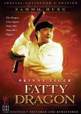 Skinny Tiger - Der Dicke mit der schnellen Faust - Poster