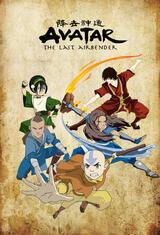 Avatar - Der Herr der Elemente - Poster