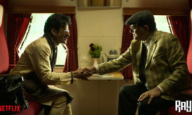 Satyajit Ray, Satyajit Ray - Staffel 1 - Bild 7