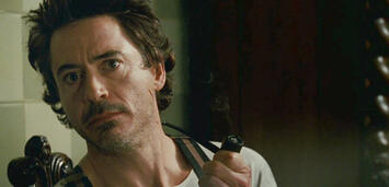 Bild zu:  Robert Downey Jr. in Sherlock Holmes