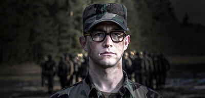 Joseph Gordon-Levitt als Edward Snowden