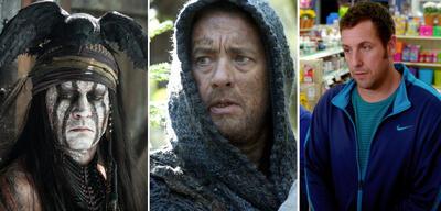 Überbezahlte Schauspieler Hollywoods