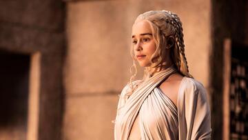 Emilia Clarke als Daenerys