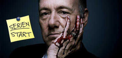 House of Cards, Staffel 4: Kevin Spacey