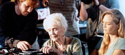 Gloria Stuart in Titanic
