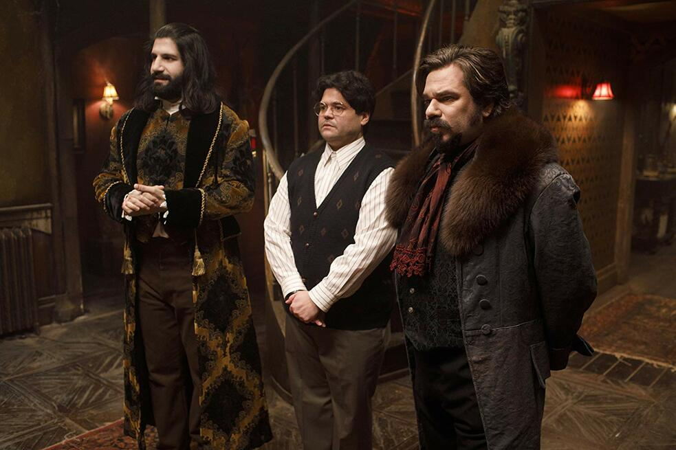 What We Do in the Shadows, What We Do in the Shadows - Staffel 1 mit Matt Berry, Harvey Guillen und Kayvan Novak