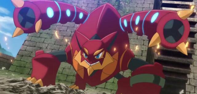 Volcanion Ist Das Erste Hybrid Pokémon Aus Feuer Und Wasser