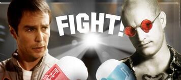 Sam Rockwell tritt gegen Woody Harrelson in den Ring