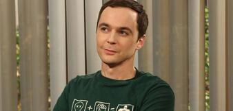 Jim Parsons als Sheldon in The Big Bang Theory