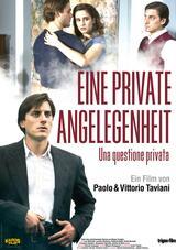 Eine private Angelegenheit - Poster