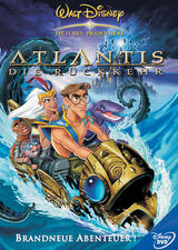Atlantis - Die Rückkehr - Poster