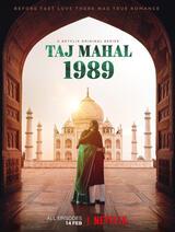 Taj Mahal 1989 - Poster