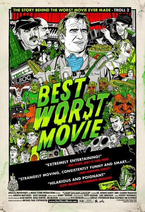 Best Worst Movie - Bild 1 von 1