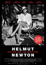 Helmut Newton: The Bad and the Beautiful - Poster
