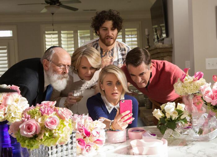 Dirty Grandpa mit Julianne Hough, Dermot Mulroney und Catherine Dyer