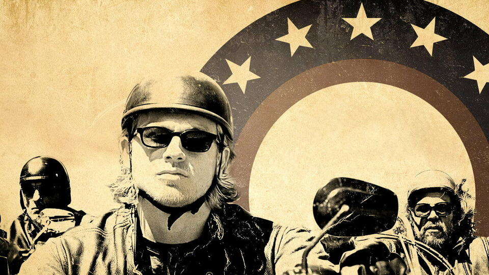 Sons of Anarchy mit Charlie Hunnam