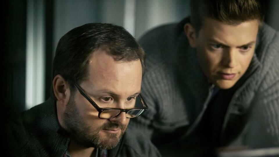 Tatort: Hardcore mit Ferdinand Hofer und Stefan Betz