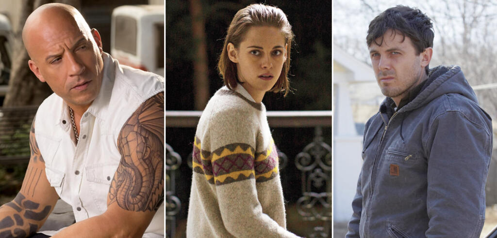 xXx 3, Personal Shopper, Manchester by the Sea
