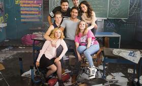 Fack ju Göhte 3 mit Elyas M'Barek, Jella Haase, Max von der Groeben, Anna Lena Klenke, Gizem Emre, Aram Arami und Lucas Reiber - Bild 19