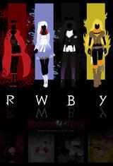 Rwby - Poster
