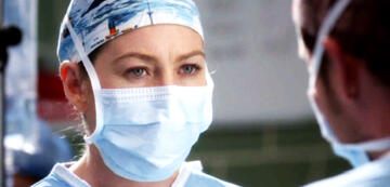 Grey's Anatomy: Ärzte kennen das mit Mundschutz