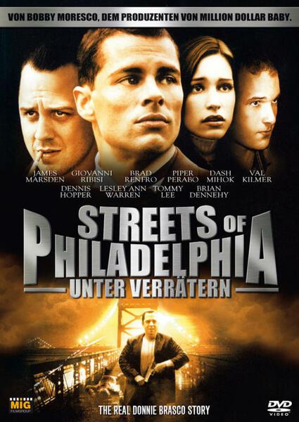 Streets Of Philadelphia – Unter Verrätern