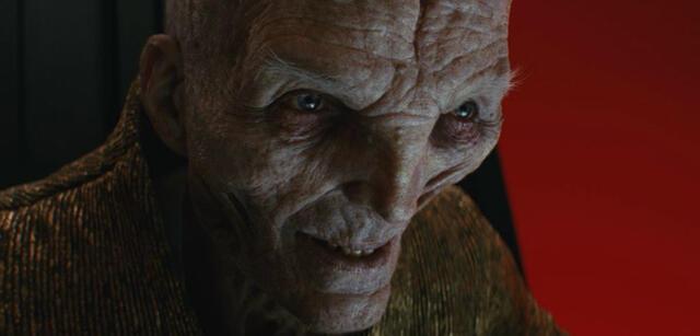 Snoke (vor der Halbierung)